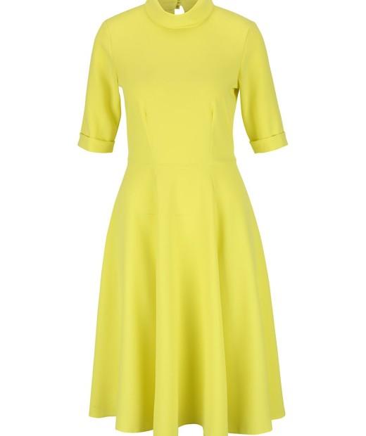 Luxusní černo-bílé puntíkaté šaty Dorothy Perkins 8dda22e644