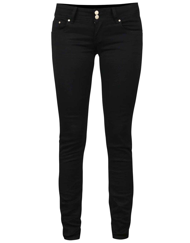 424aa9d3eb03 Oblíbené černé dámské džíny Haily´s