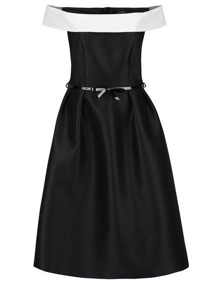 krásné šaty Dorothy Perkins - černo bílé šaty