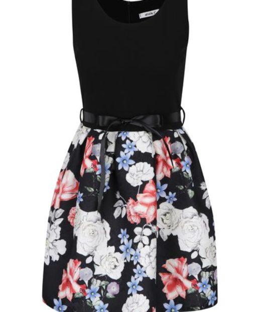 květované šaty Haily´s Sovia