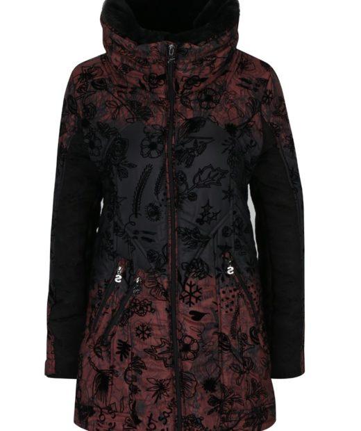 dámský luxusní kabát Desigual