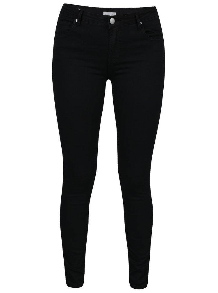 Černé dámské džíny Haily´s slim fit - Zajímavá Móda 628eae83f5