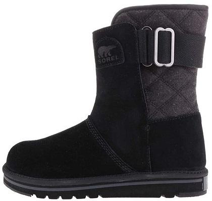 dámské kožené zimní boty SOREL