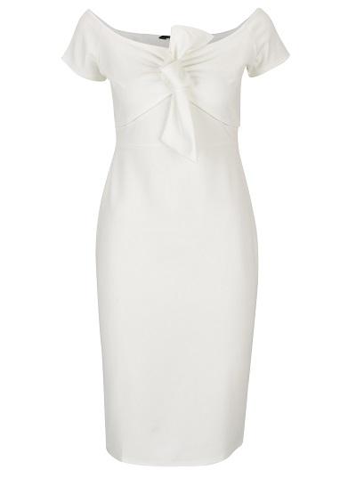 elegantní světlé šaty Dorothy Perkins